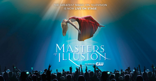 Masters of Illusion Live