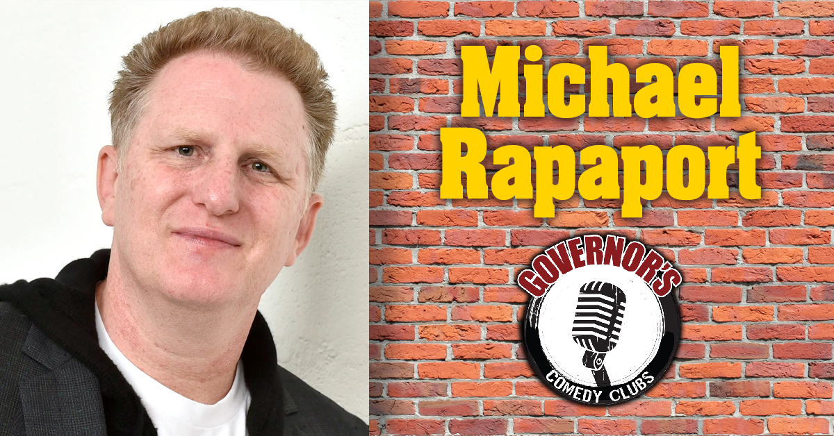 Michael Rapaport at Governors Comedy