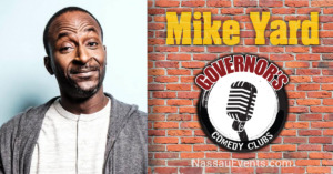 Mike Yard Governors Comedy Club