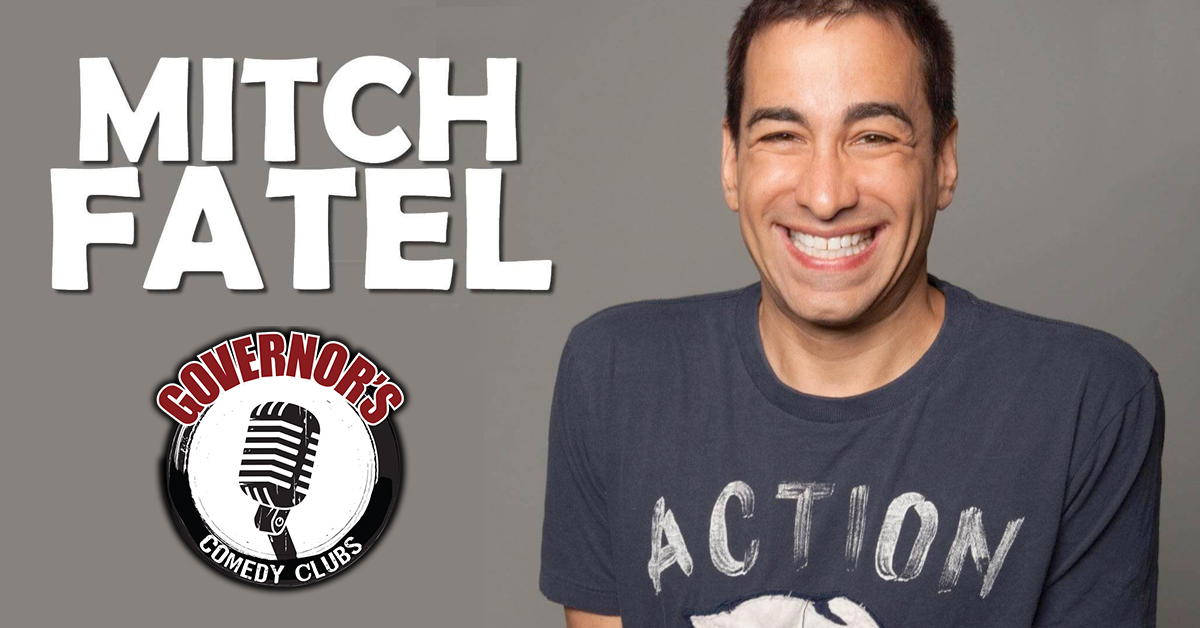 Mitch Fatel at Governors Comedy Club Levittown