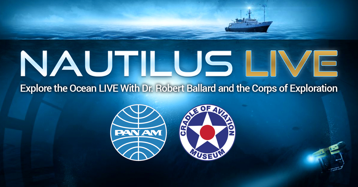 Nautilaus Live at the Cradle of Aviation Museum
