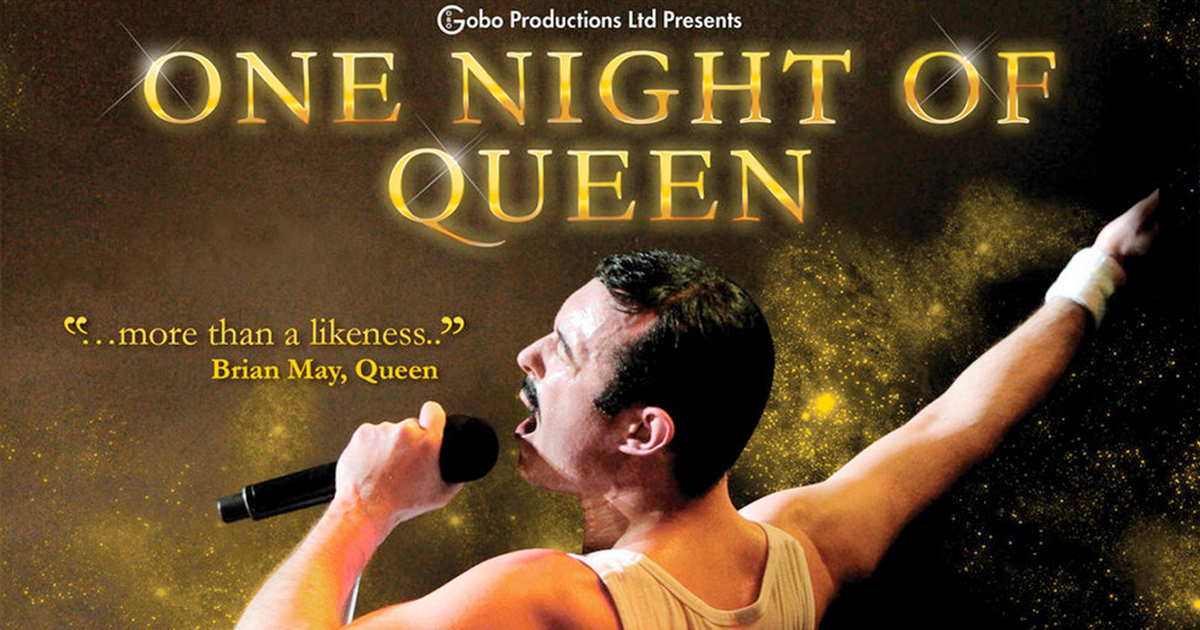 One Night of Queen at the Tilles Center