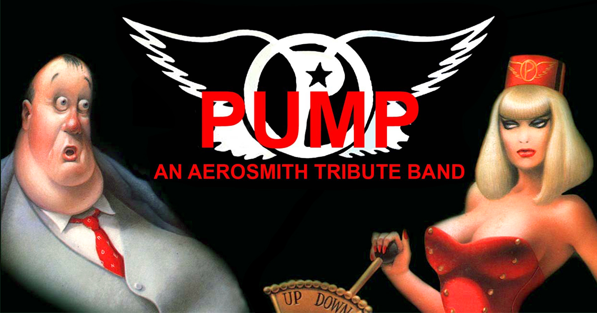PUMP – A Tribute to Aerosmith at Tilles Center