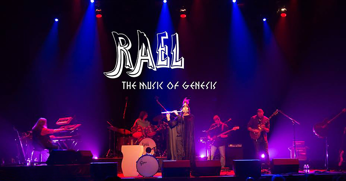 RAEL-The Music of Genesis at My Father's Place