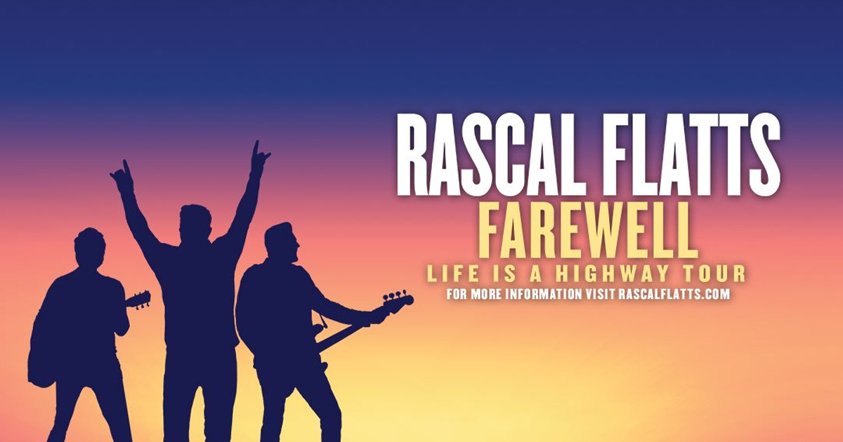 Racsl Flatts Farewell at Jones Beach