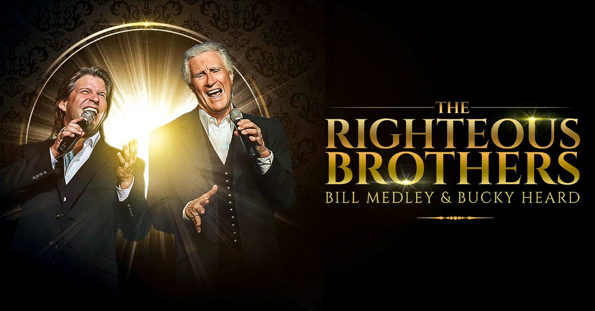 Righteous Brothers at the Theatre at Westbury