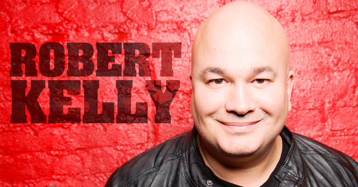 Robert Kelly at Governors Comedy Levittown