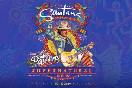 Santana and Doobie Brothers at Jones Beach