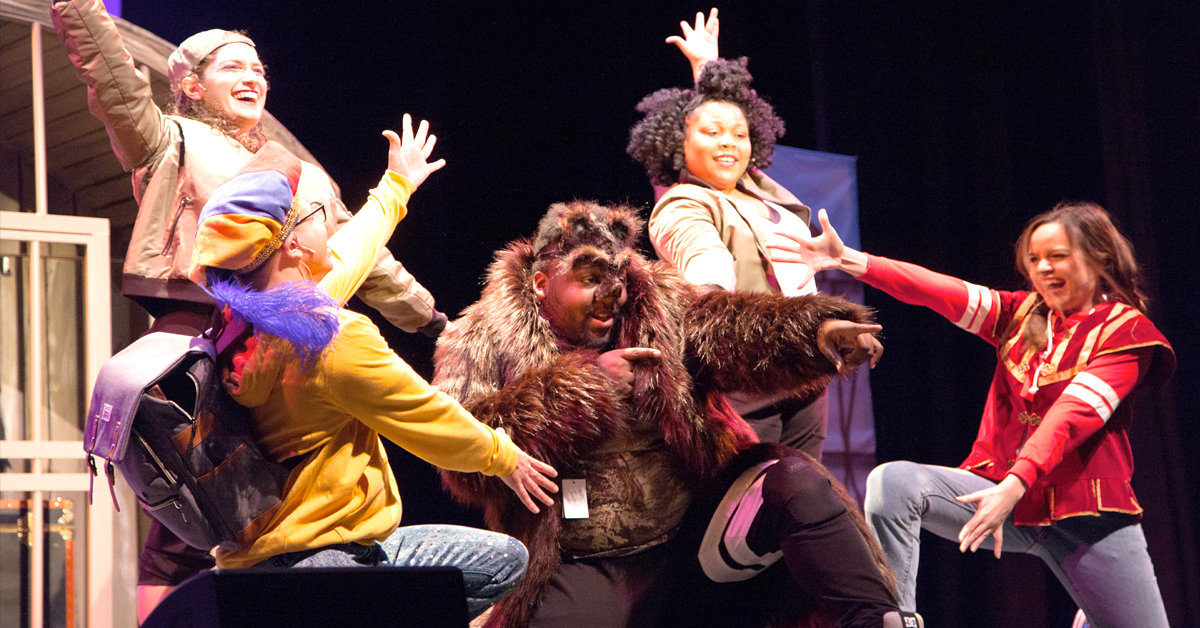 Showtime with Shakespeare – A New Hip Hop Musical at the Tilles Center