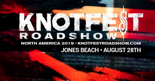 Slipknot Knotfest 2019 at Jones Beach in Wantagh, NY
