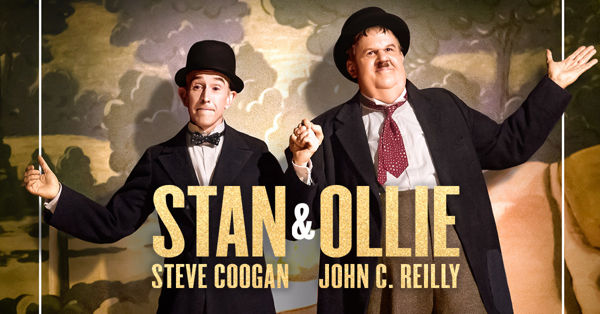 Stan & Ollie at the Malverne Cinema and Arts Center