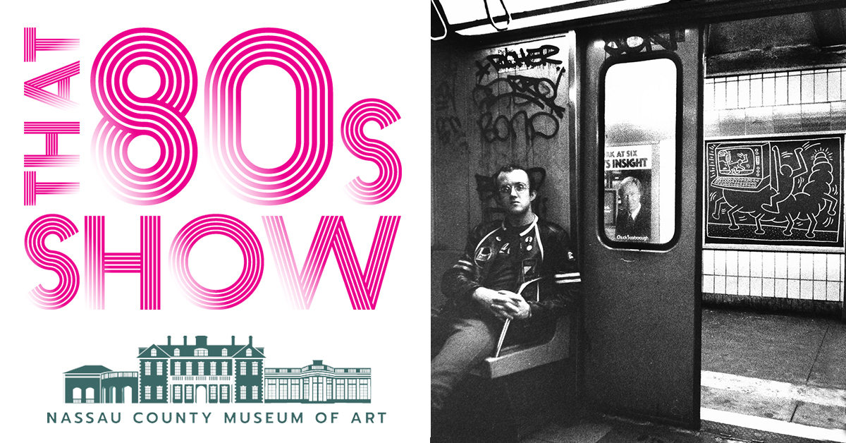 That 80s Show Nassau County Museum of Art