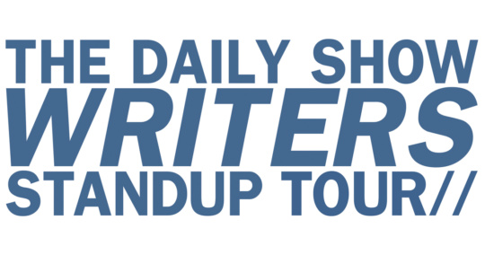 The Daily Show Writers Comedy Tour