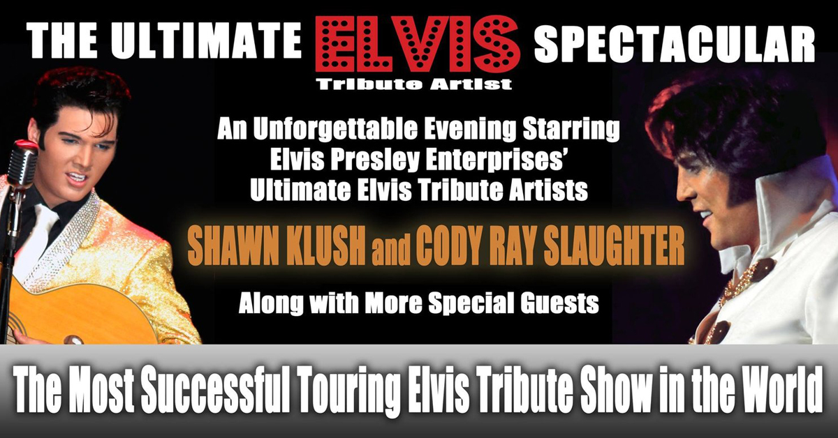 The Elvis Tribute Artist Spectacular at the Theatre at Westbury
