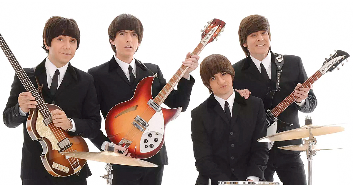 The Fab Four - The Ultimate Tribute at Theatre at Westbury