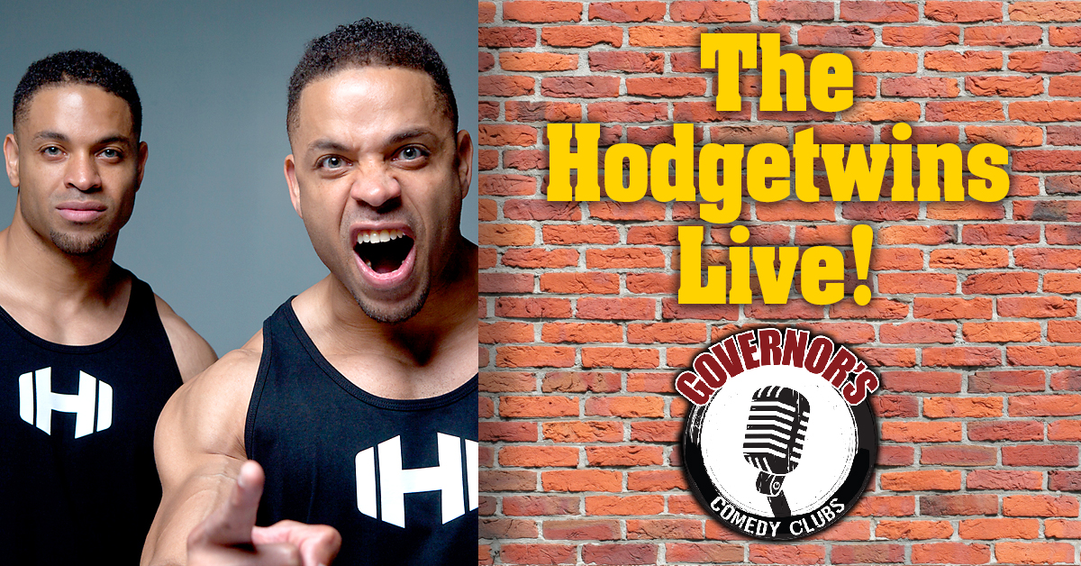The Hodgetwins at Governors Comedy Club