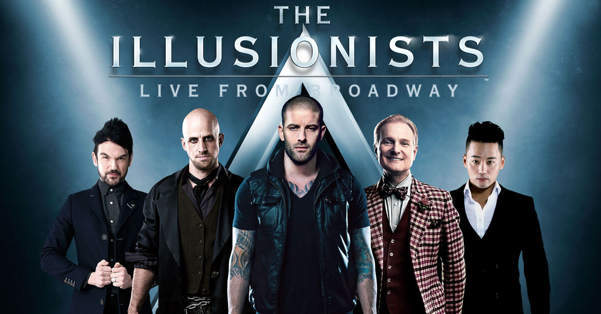The Illusionists: Live from Broadway at the Tilles Center