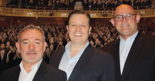 The Irish Tenors We Three Kings at NYCB Theatre at Westbury