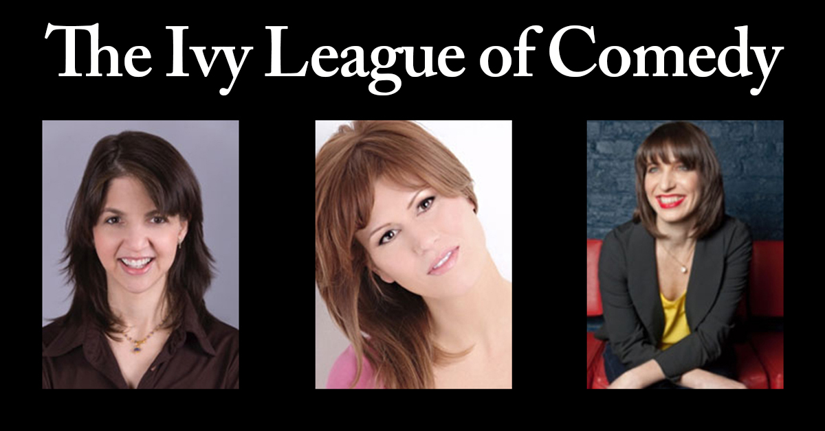 The Ivy League of Comedy at Madison Theater