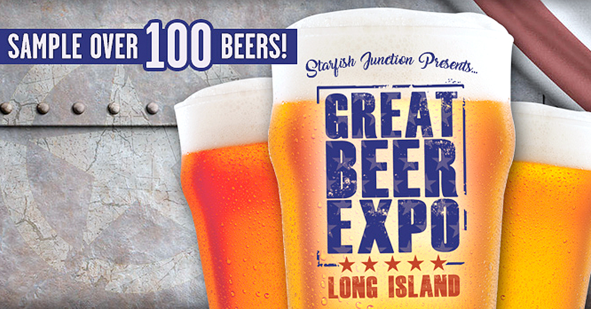 The Long Island Great Beer Expo