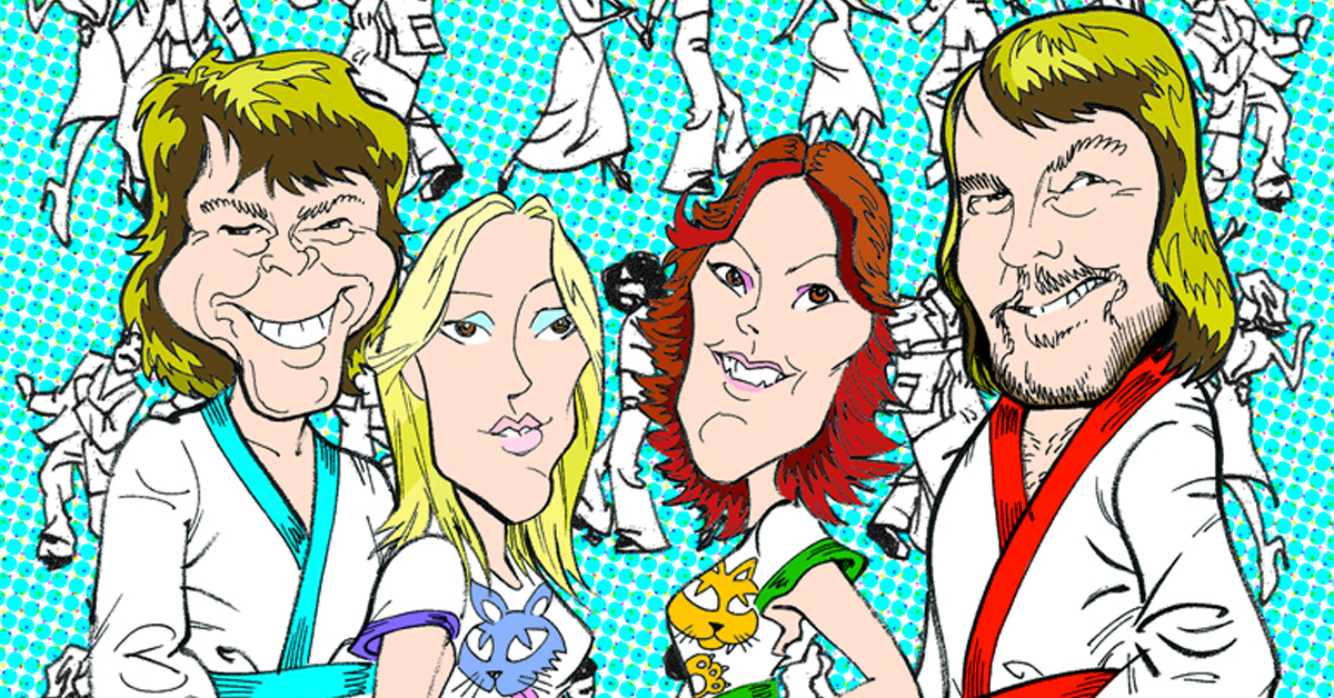 The Losers Lounge: Tribute to ABBA