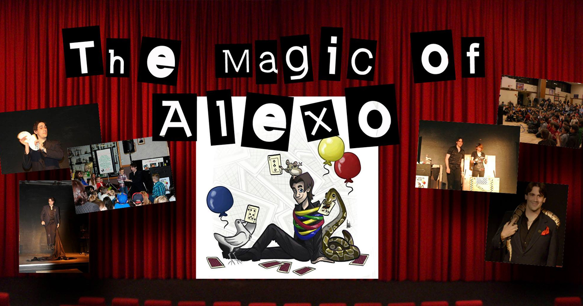 The Magic of Alexo at The Showplace at the Bellmore Movies