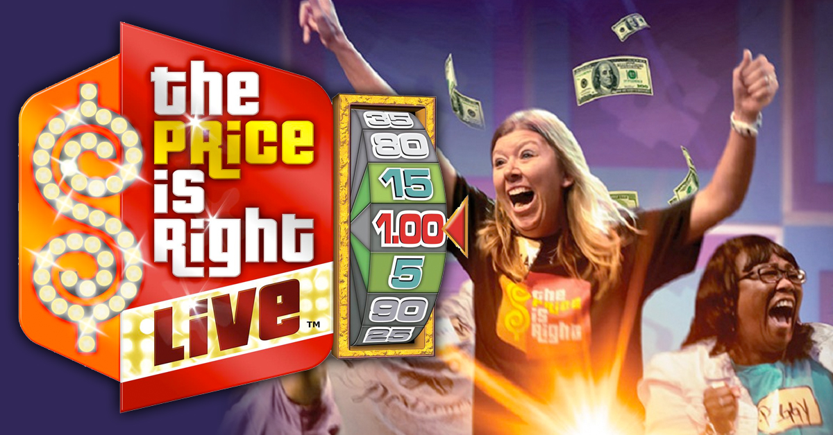 The Price Is Right Live at the Theatre at Westbury