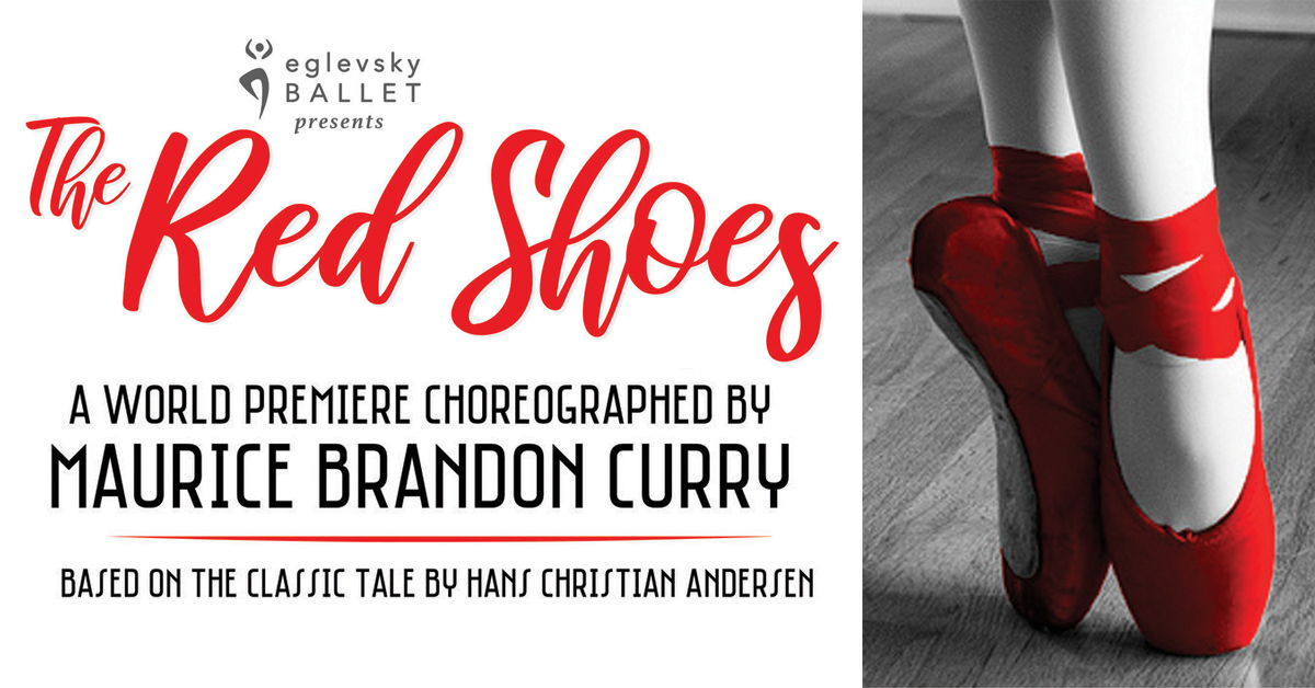 The Red Shoe Ballet at Madison Theatre Rockville Centre