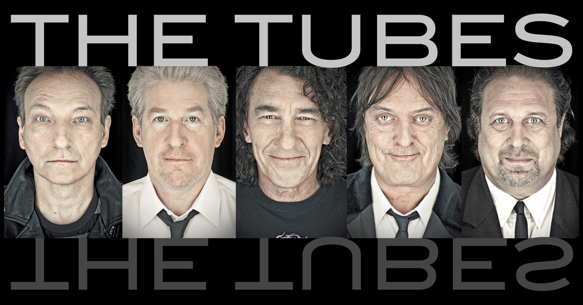 The Tubes at My Fathers Place