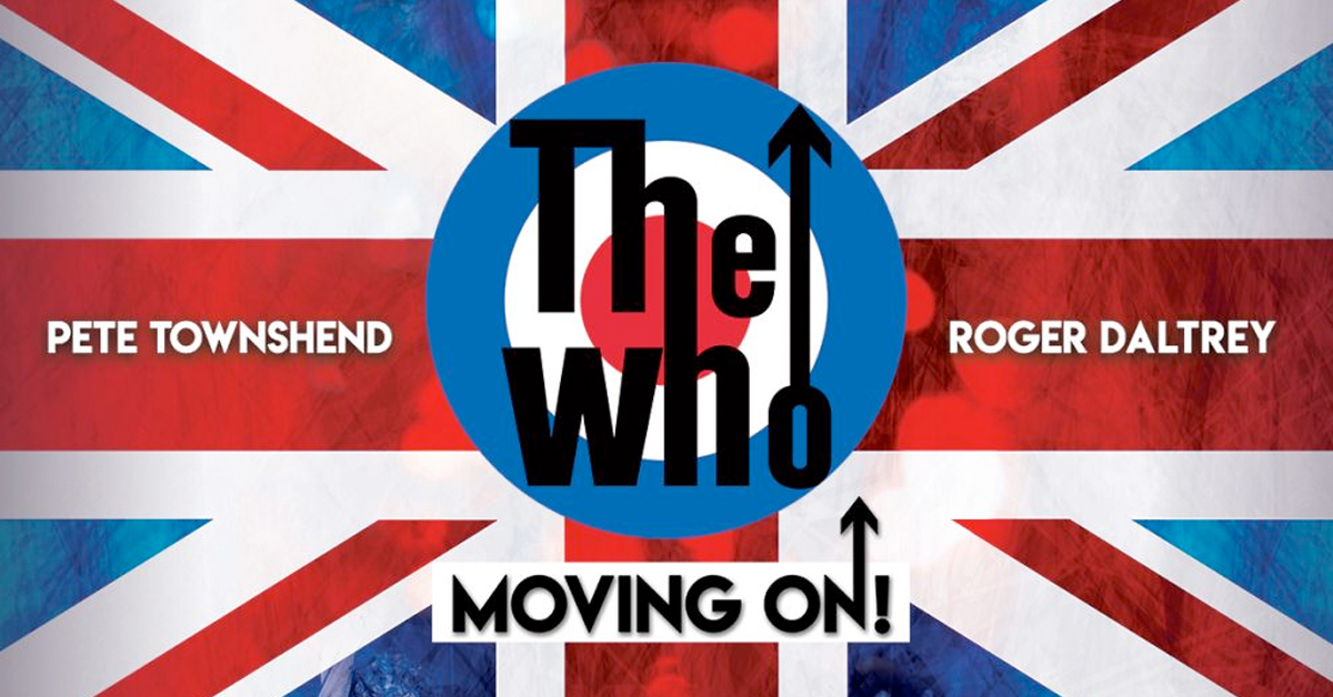 The Who Moving On Tour at Jones Beach