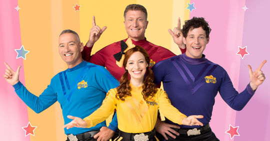 The Wiggles Party Time Tour at the Theatre at Westbury