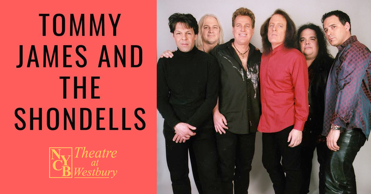 Tommy James and The Shondells at Westbury