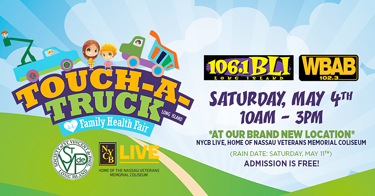 Touch-A-Truck & Family Health Day