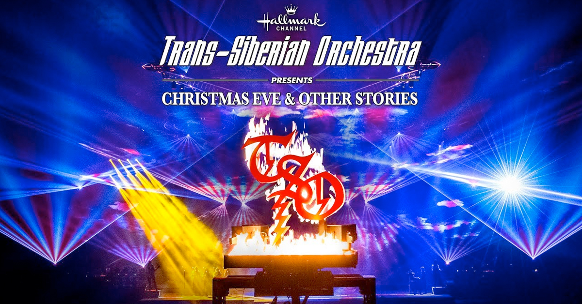 Trans Siberian Orchestra Christmas Eve and Other Stories Nassau