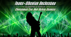 Trans-Siberian Orchestra at the UBS Arena