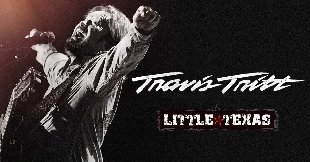 Travis Tritt and Little Texas at NYCB Theatre at Westbury