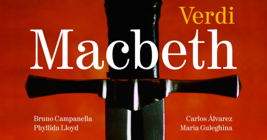 Verdi Macbeth at Adelphi PAC