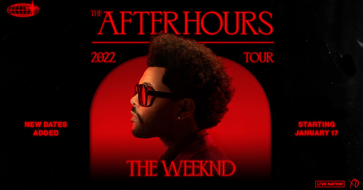 The Weeknd: After Hours Tour at UBS Arena