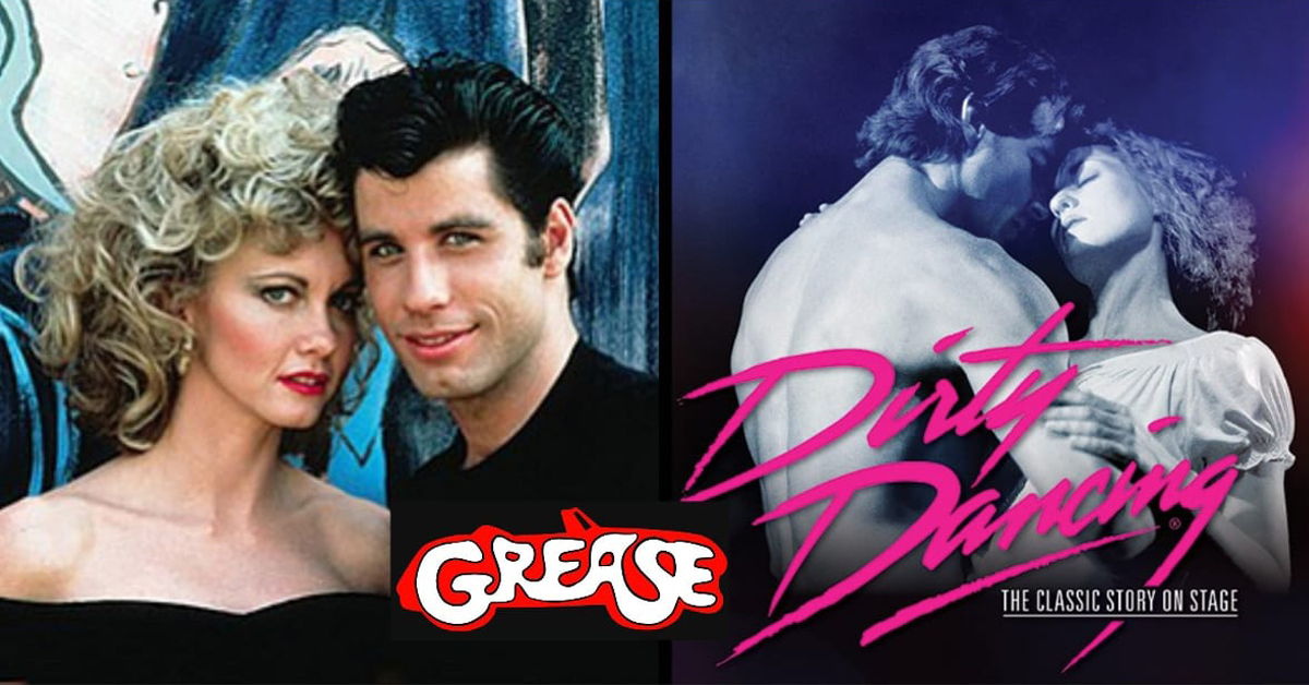 Dirty Dancing & Grease with Decadia