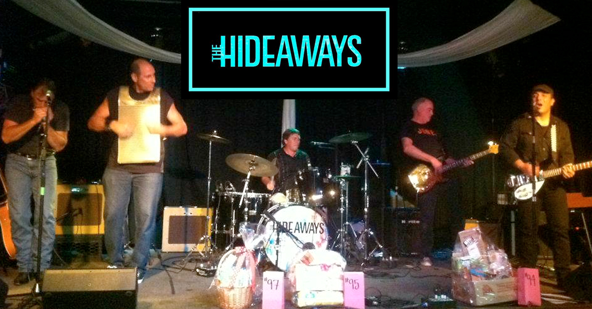 The Hideaways at My Father's Place